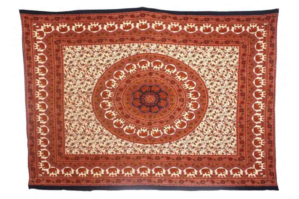 Double Size Ethnic Tapestry Assorted Colors