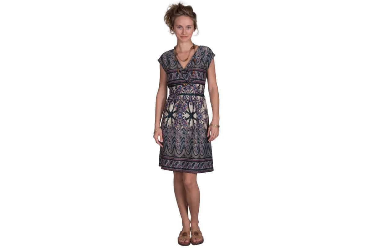 Jaipur Print Dress