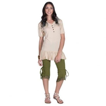 Lakeside Lodging Tunic