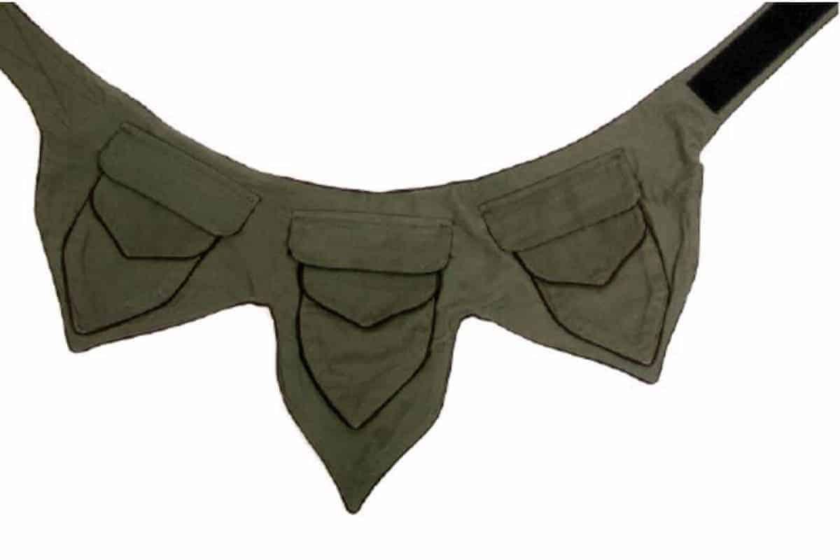Lotus Petal Belt Bag