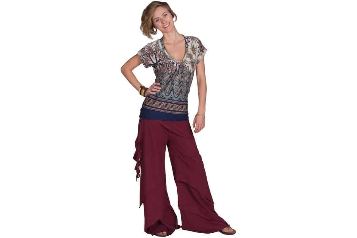 Ocean Waves Pants