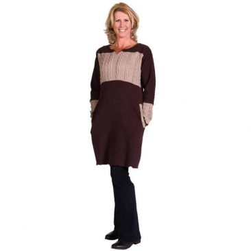 October Sweetheart Sweater Dress