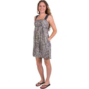 Paisley Print Taylor Dress