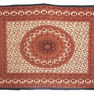 Single SIze Ethnic Tapestry