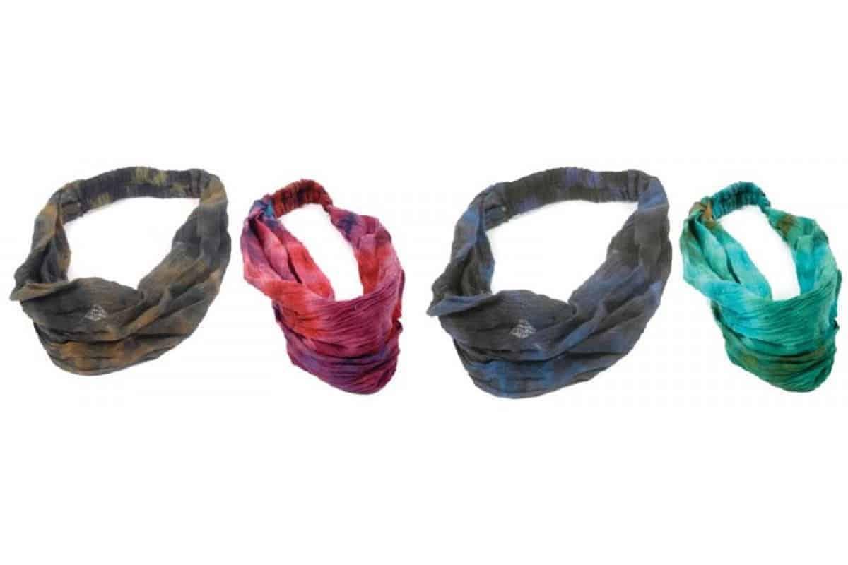 Tie Dye Hair Band