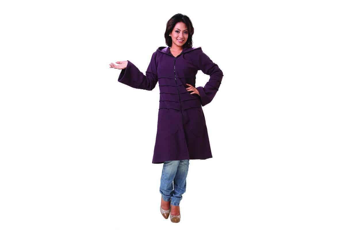 fleece-long-coat-with-overlock-stitching