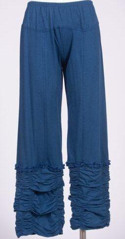 Full Length Ruffle Pants
