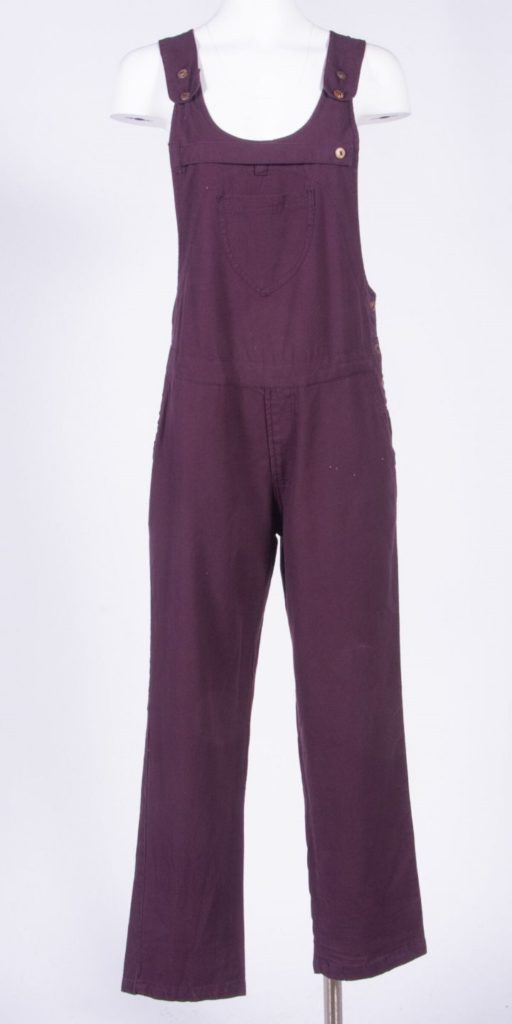 Soft Cotton Overalls